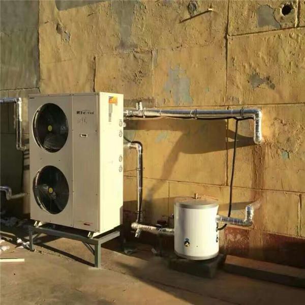 山东各地加快清洁取暖步伐 因地制宜推广使用空气源热泵