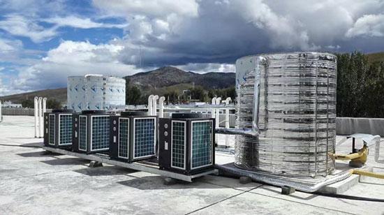 独家:欧特斯空气能热泵服务西藏拉萨锦江之星酒店