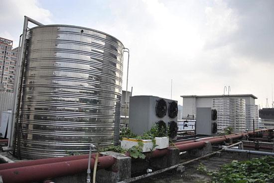 芬尼空气能热水器挺进医院热水节能领域