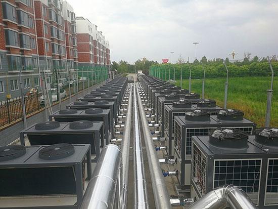 品牌响当当 欧特斯空气能服务烟台5万O热泵集采项目