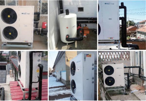 新增清洁取暖面积15亿O左右 空气源热泵将发挥无可替代的作用