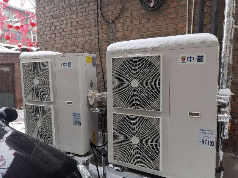 夏季该如何使用空气能热泵制冷