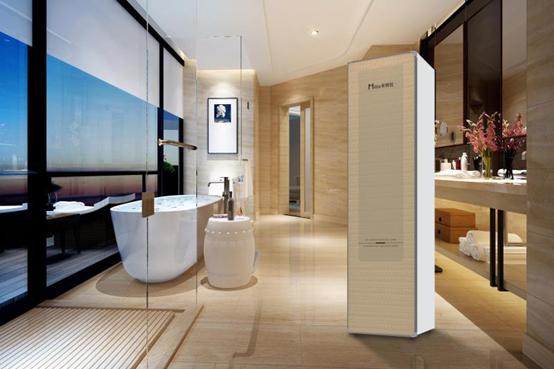 家庭旅馆选米特拉空气能热水器,安全热水每一天