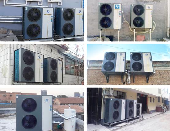 """山西2020年""""煤改电""""工程启动,纽恩泰空气能热泵全力助阵"""