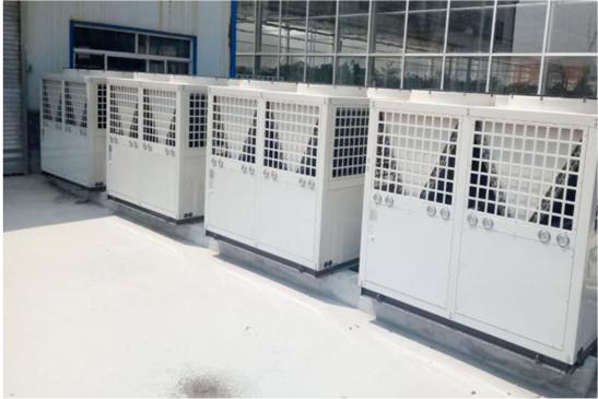 打造现代化农业温室大棚,纽恩泰空气能为大棚种植保驾护航