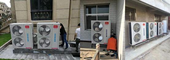 国家住建部特提户式空气能热泵,北方清洁采暖再掀热潮