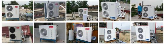气温再低,米特拉超低温热泵也要保证室内的持续供暖