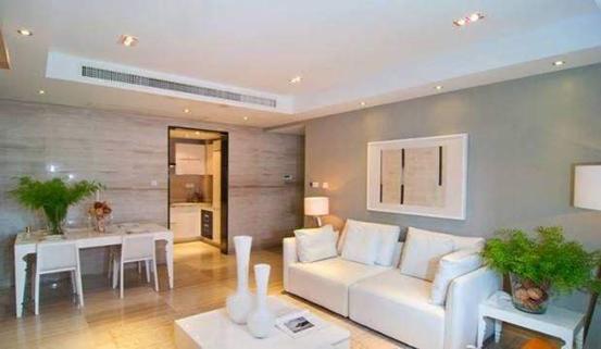 一体化设计的空气能热水器,小面积住户也可轻松安置